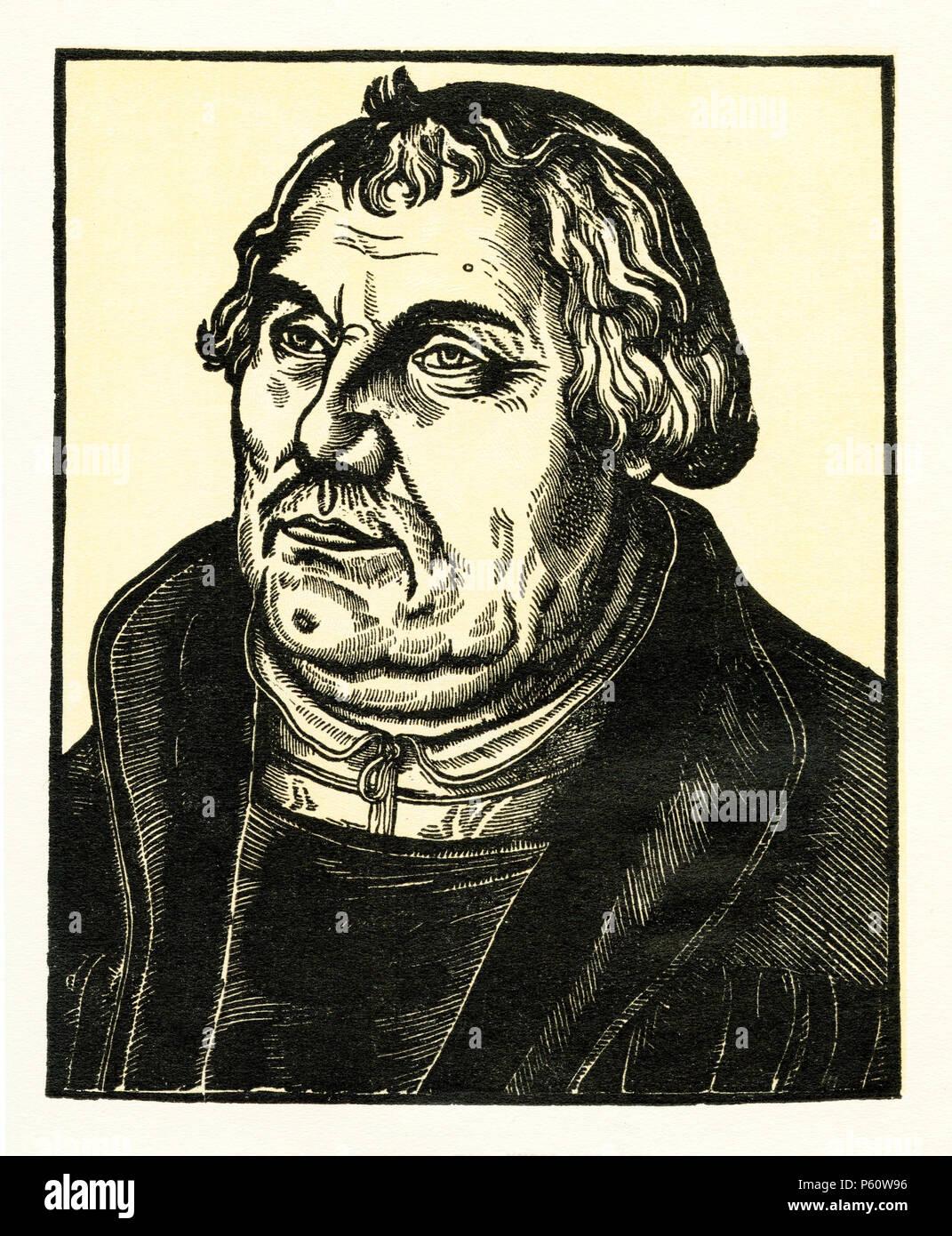 Martin Luther Geboren Am 10 November 1483 Lutherstadt Eisleben