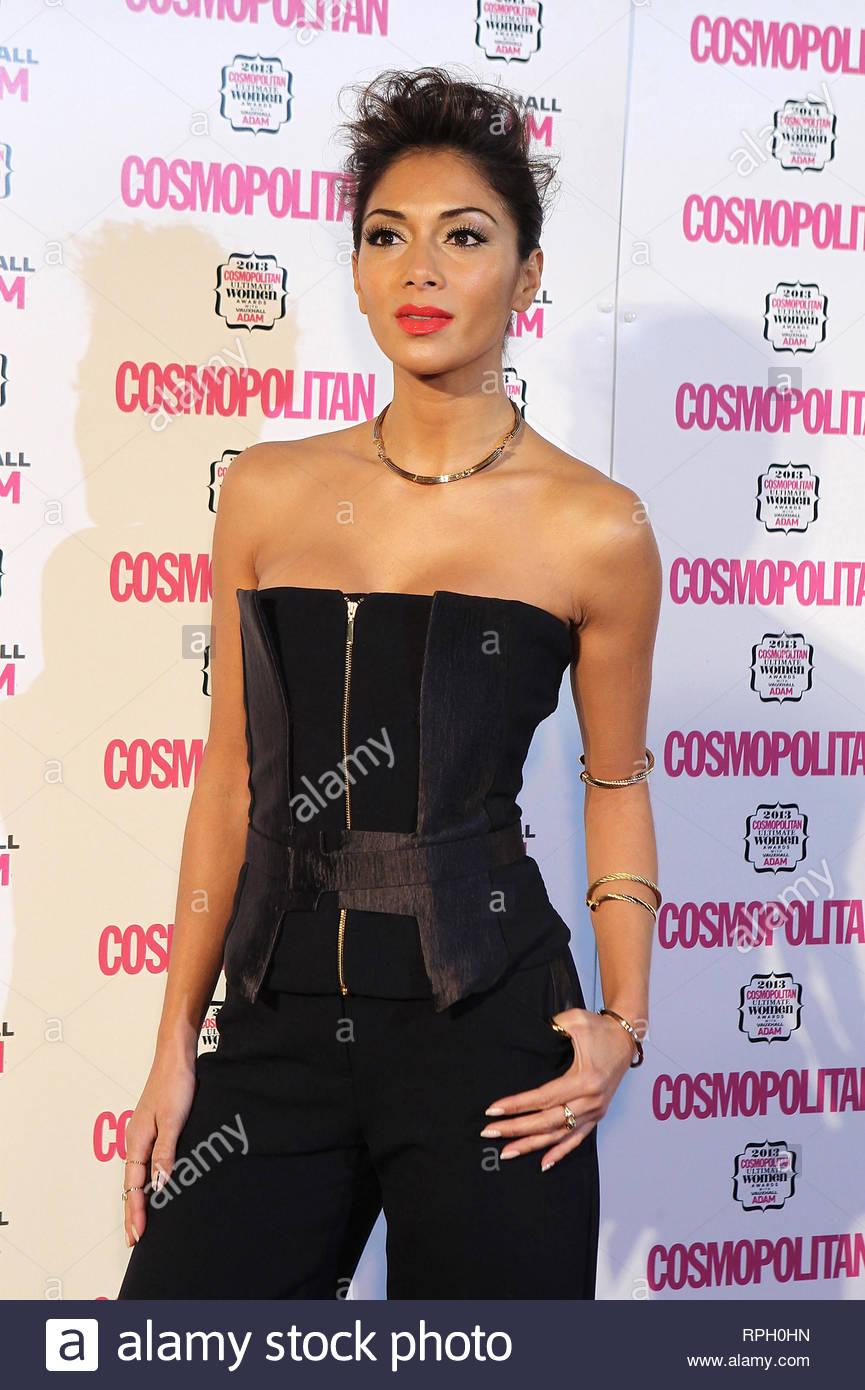 **USA ONLY** London, UK - Nicole Scherzinger attends the Cosmopolitan  Ultimate