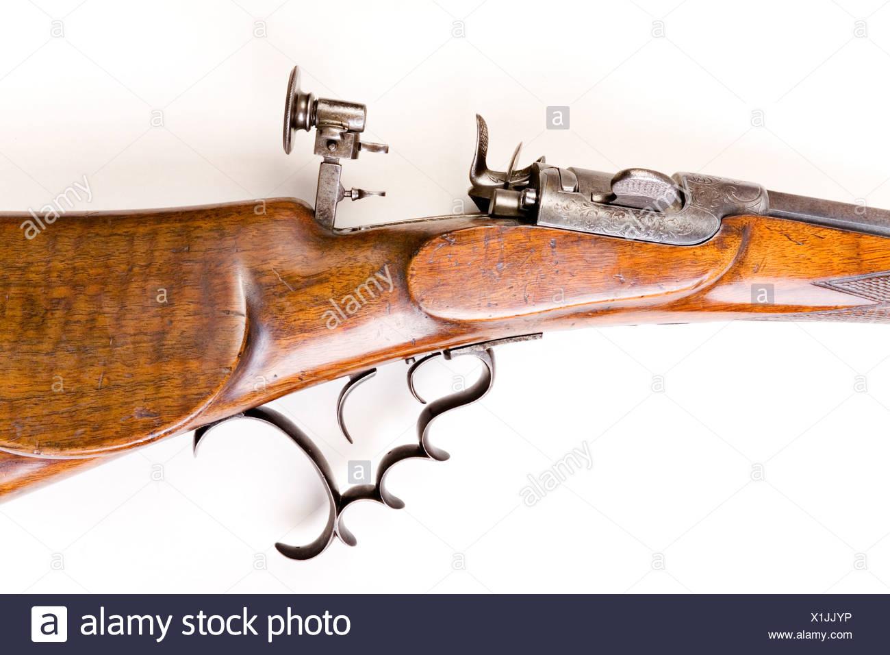 Werndl Gewehr 1876 9mm Stockfoto Bild 276390570 Alamy