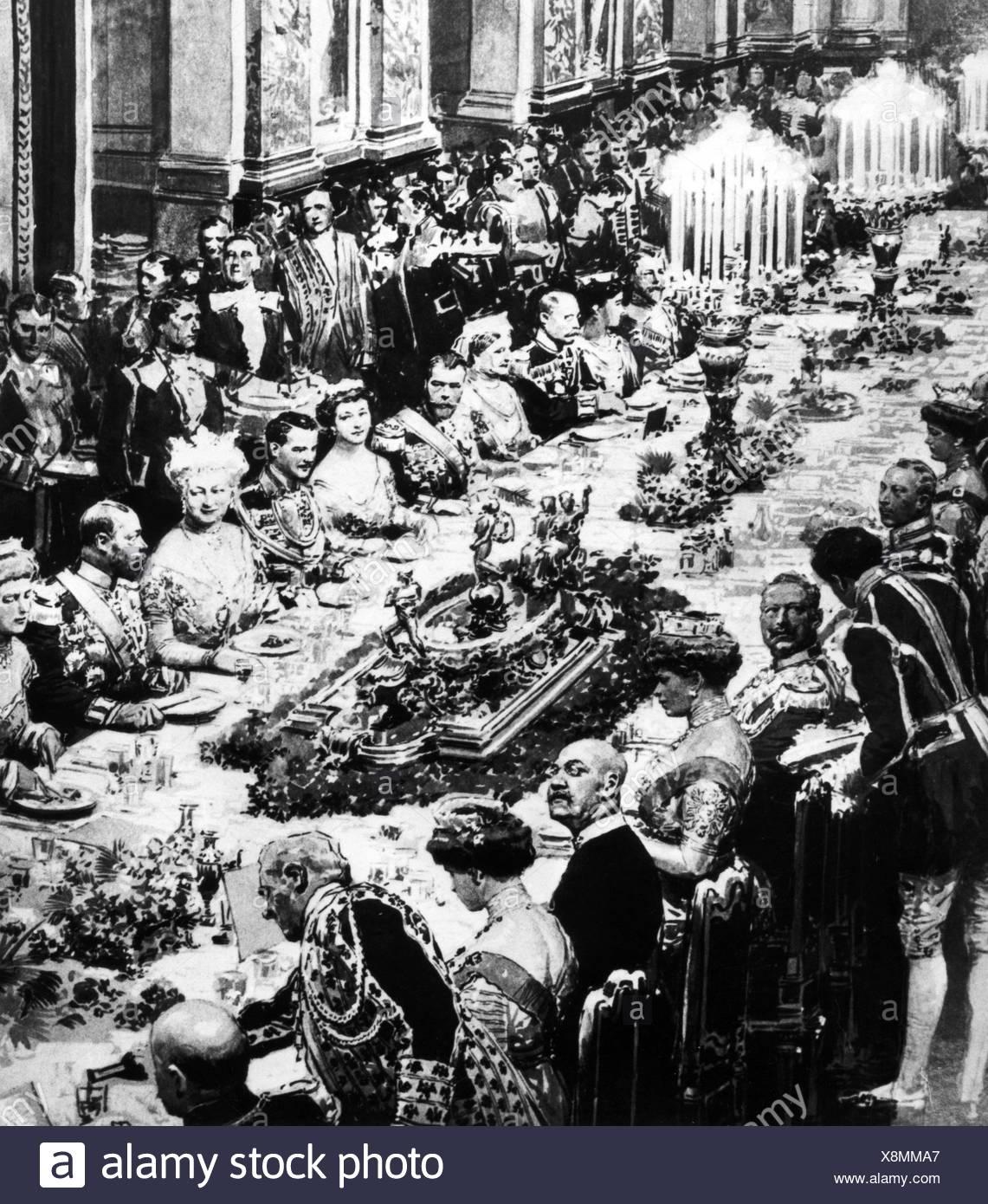 Ernest Augustus III., 17.11.1887 - 30. 1.1953, Duke of Brunswick 2.11.1913 - 8.11.1918, wedding with Princess Victoria Louise of Stockbild