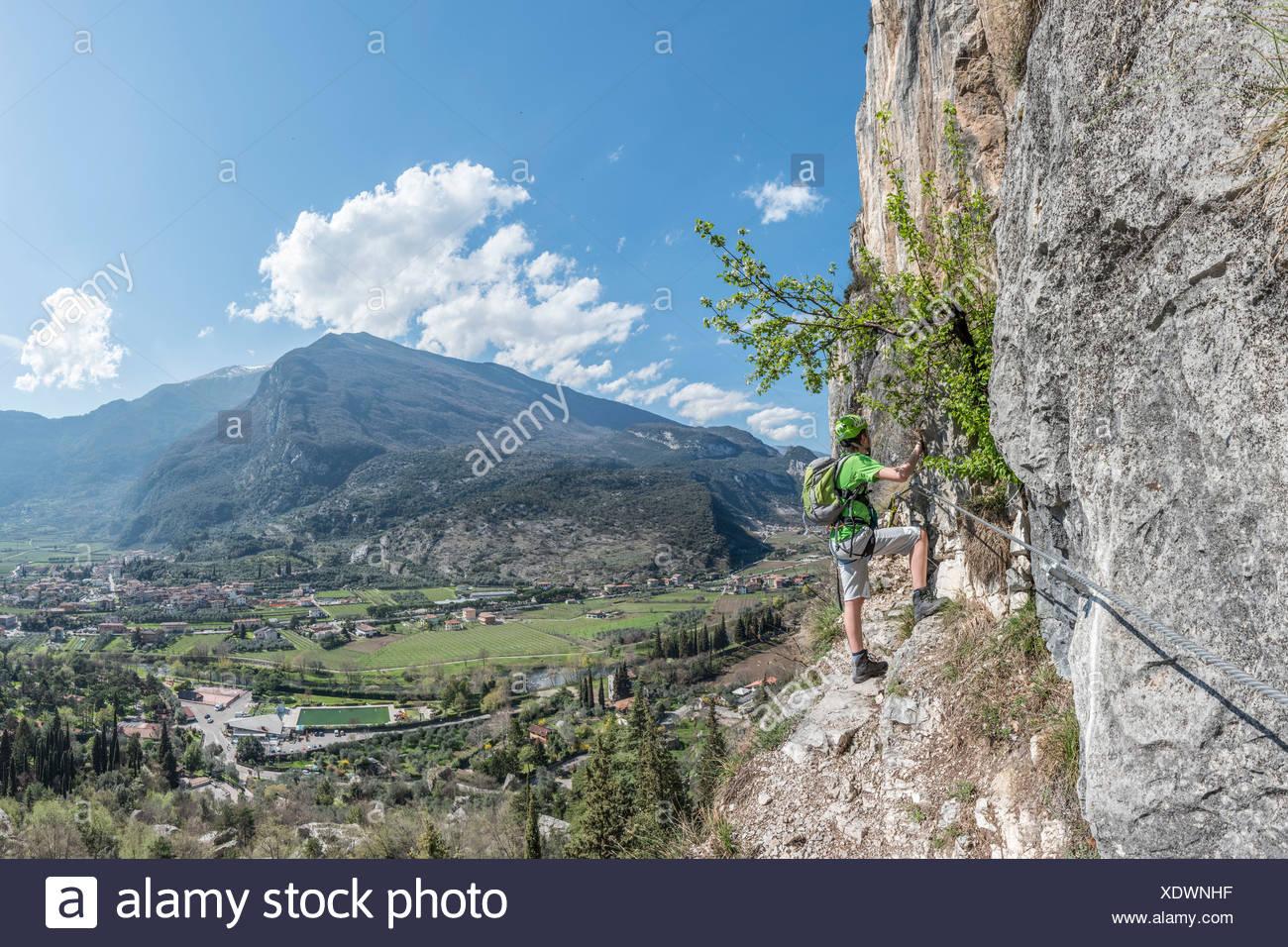 Klettersteig Arco : Wander special der familienfreundliche klettersteig bei arco