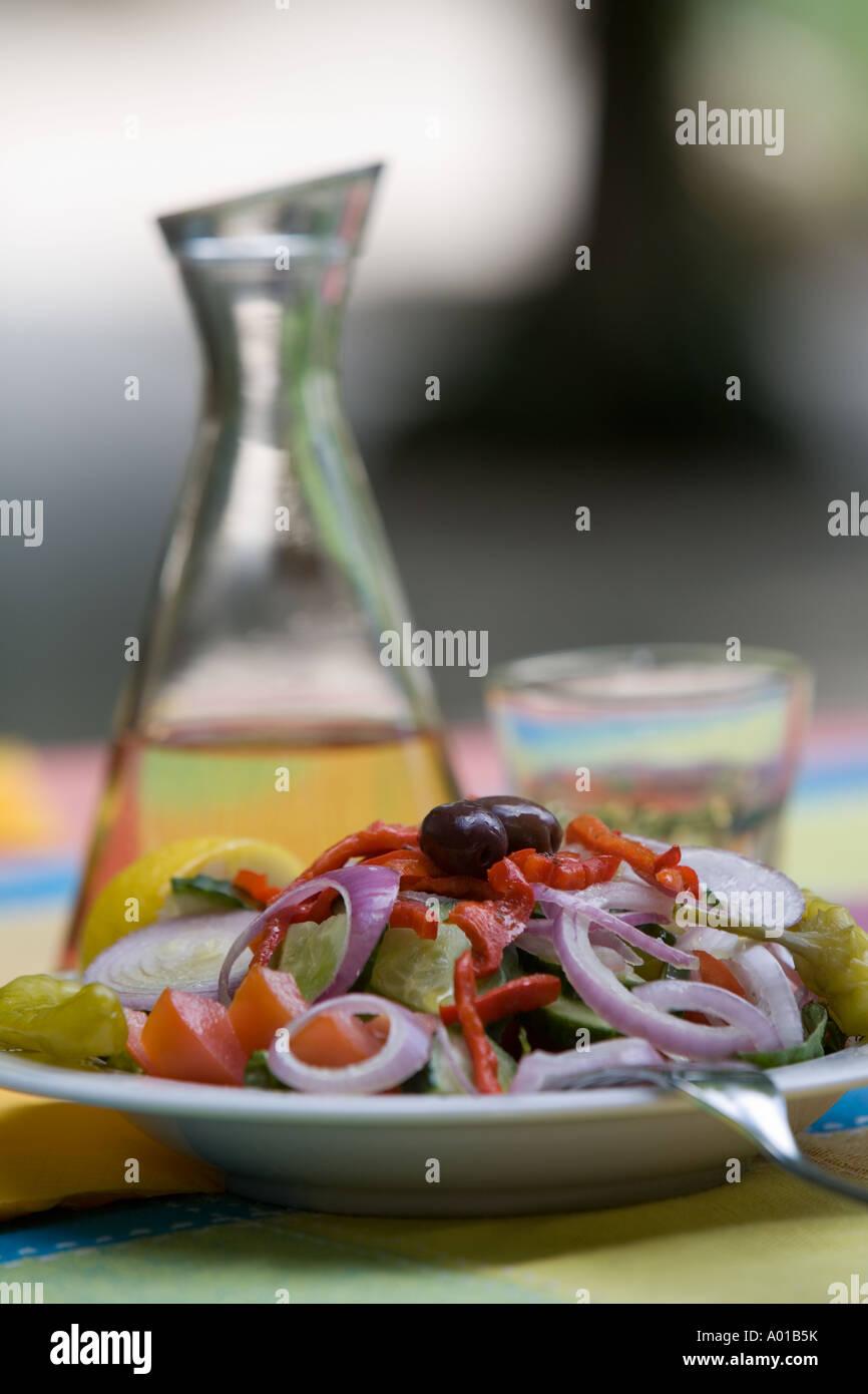 salat geschossen