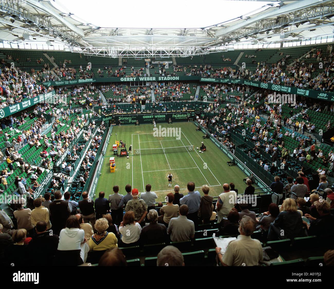 Tennis Halle Westfalen 2021