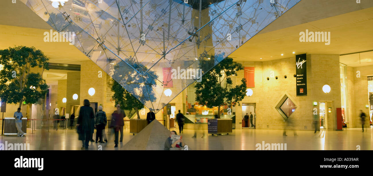 Paris Frankreich Interieur Main Gallery \