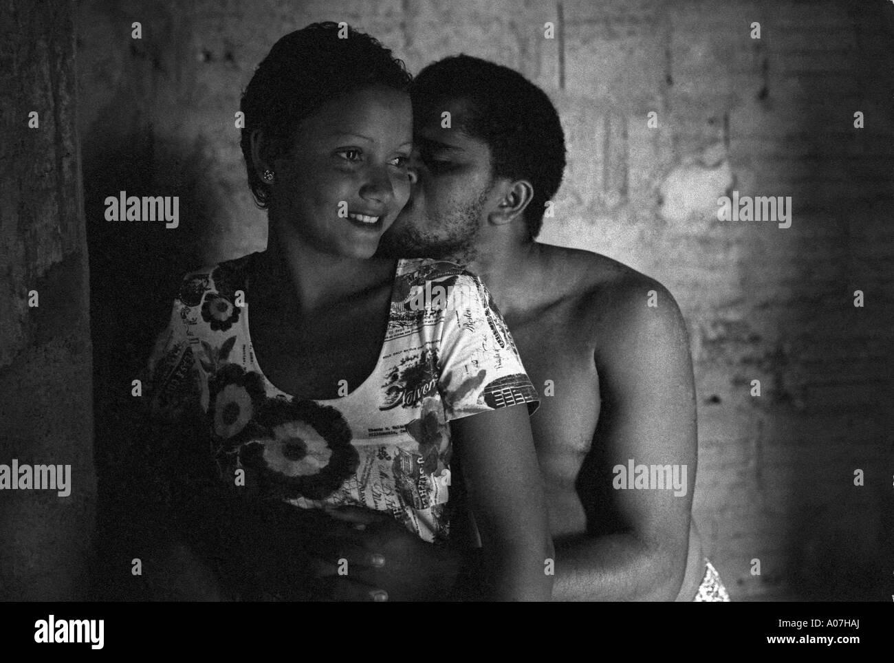 Afro Küsse