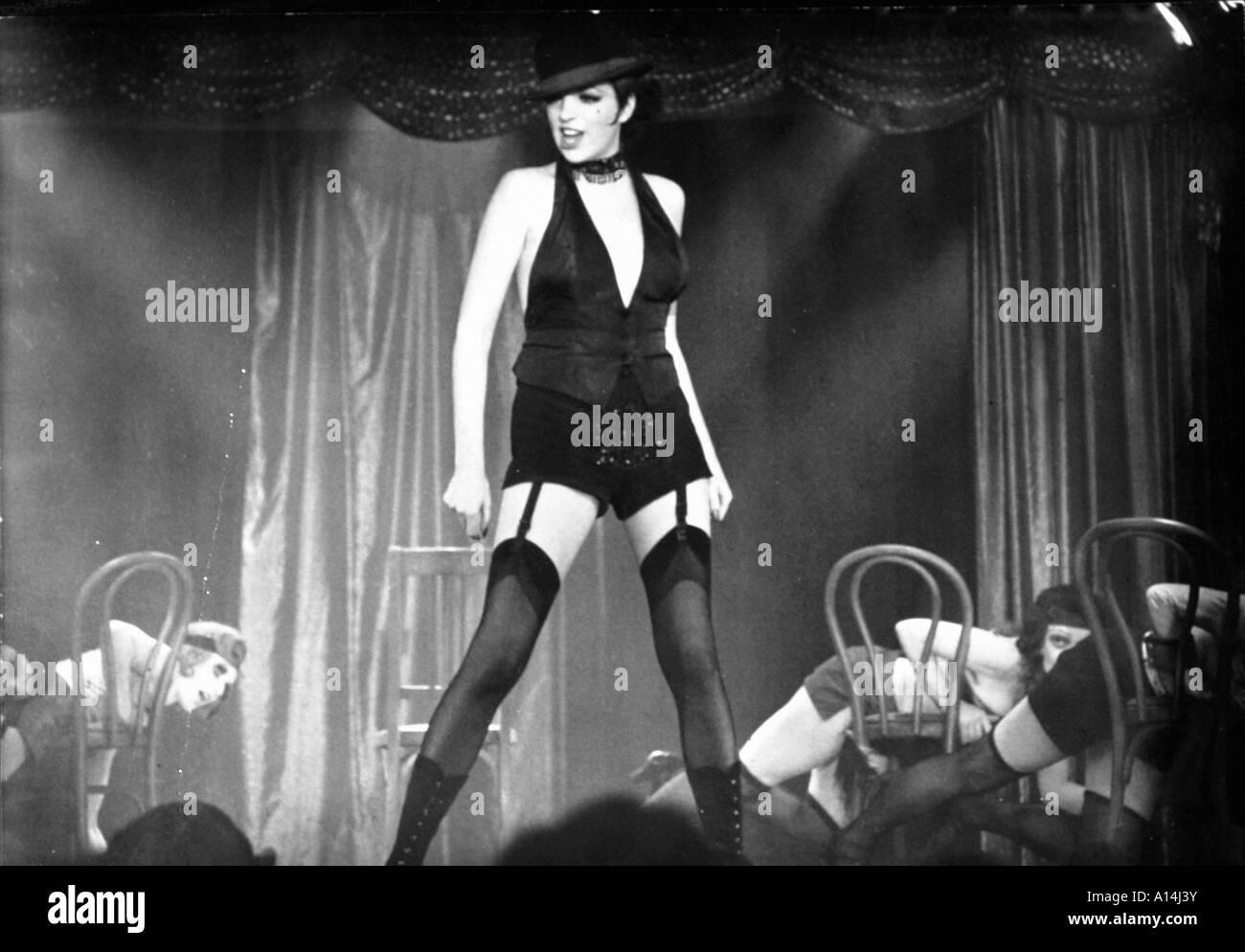 Kabarett 1972 Bob Fosse Liza Minnelli Stockfoto Bild 10141646 Alamy