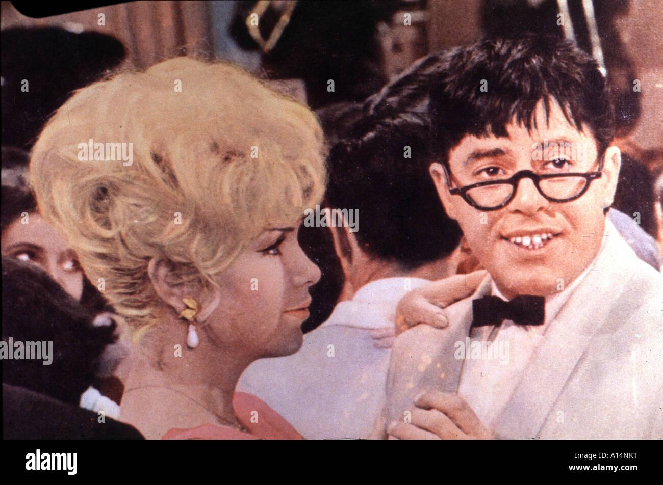 Der Verrückte Professor 1963 Jerry Lewis Jerry Lewis Stella Stevens