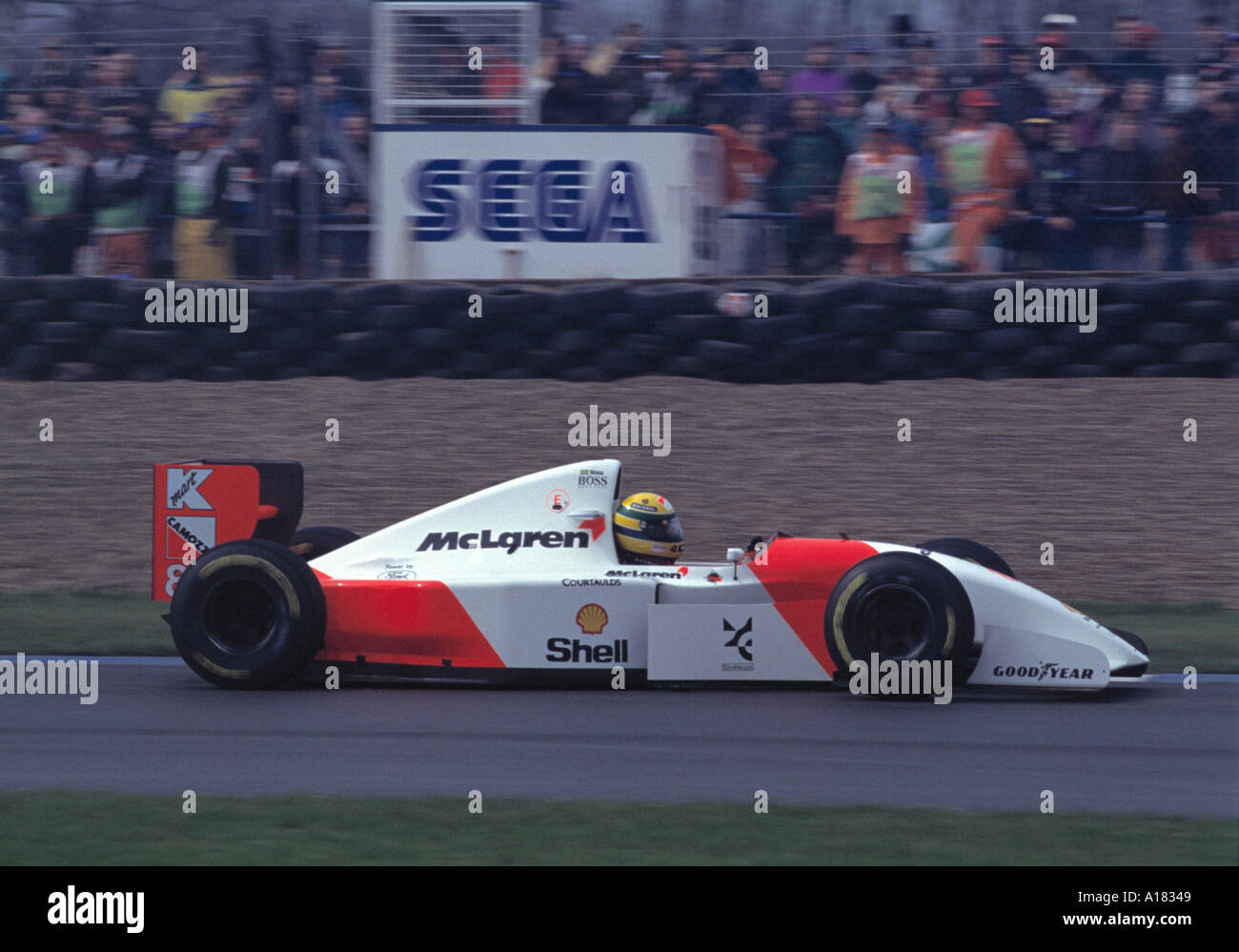 ayrton senna stockfotos ayrton senna bilder alamy. Black Bedroom Furniture Sets. Home Design Ideas