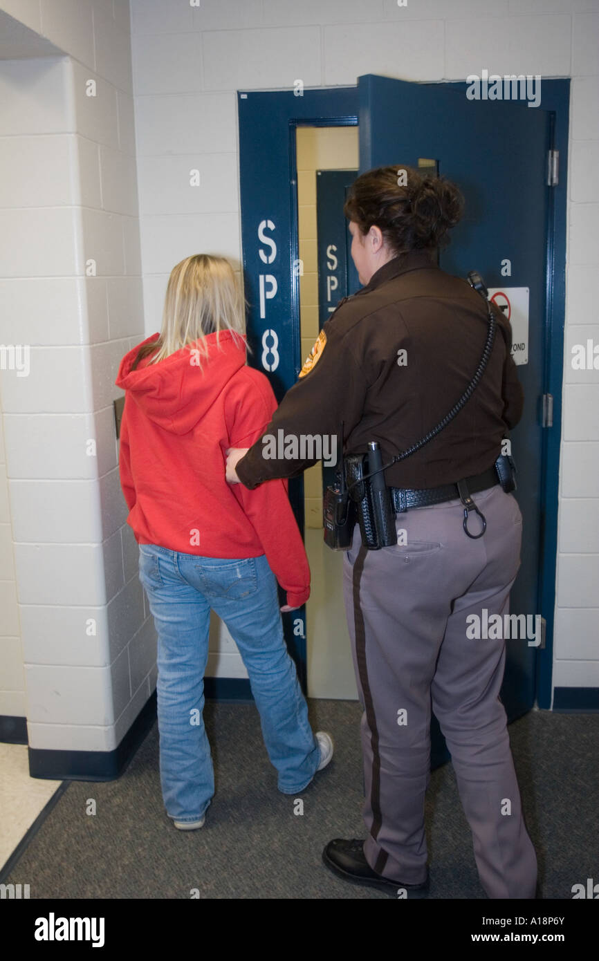 Juvenile Detention Center Stockfotos & Juvenile Detention Center ...