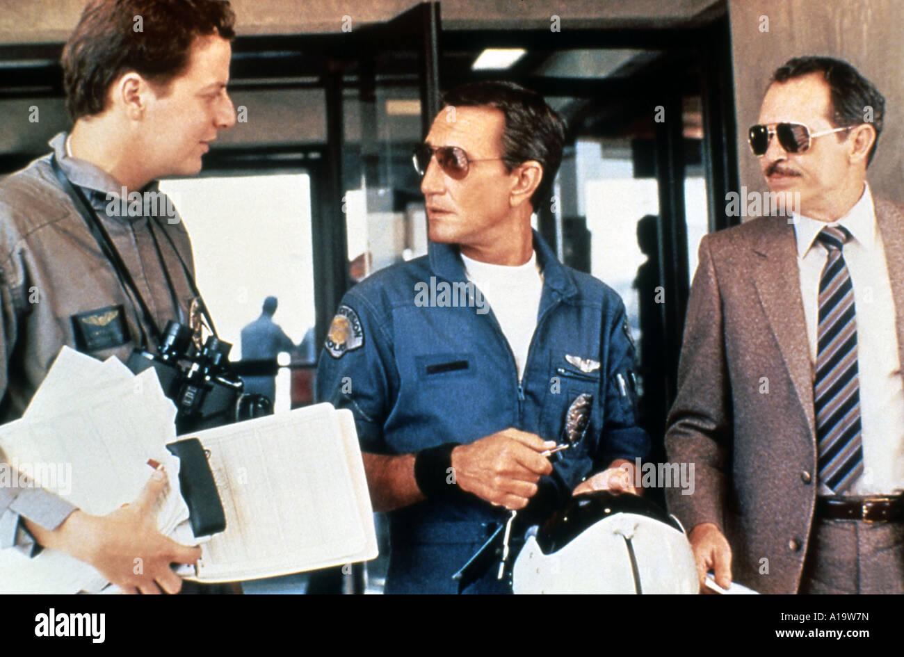 Blue Thunder Jahr 1983 Direktor John Badham Roy Scheider ...
