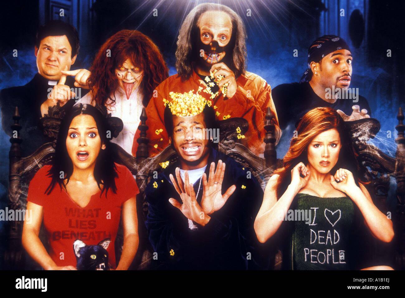 Scary Movie Scary Movie Ivory Stockfotos & Scary Movie Scary Movie ...