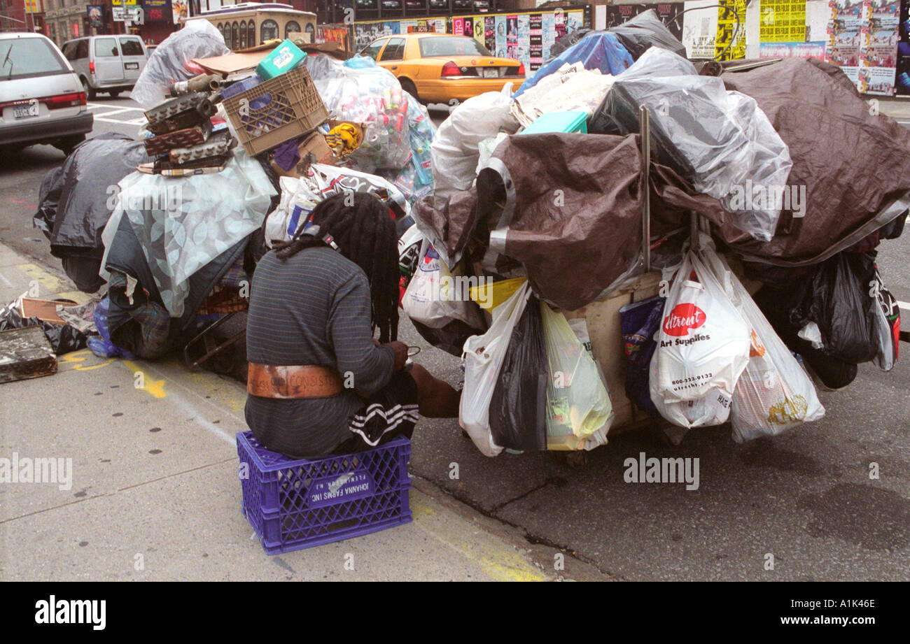 Working Poor Usa Stockfotos & Working Poor Usa Bilder - Alamy
