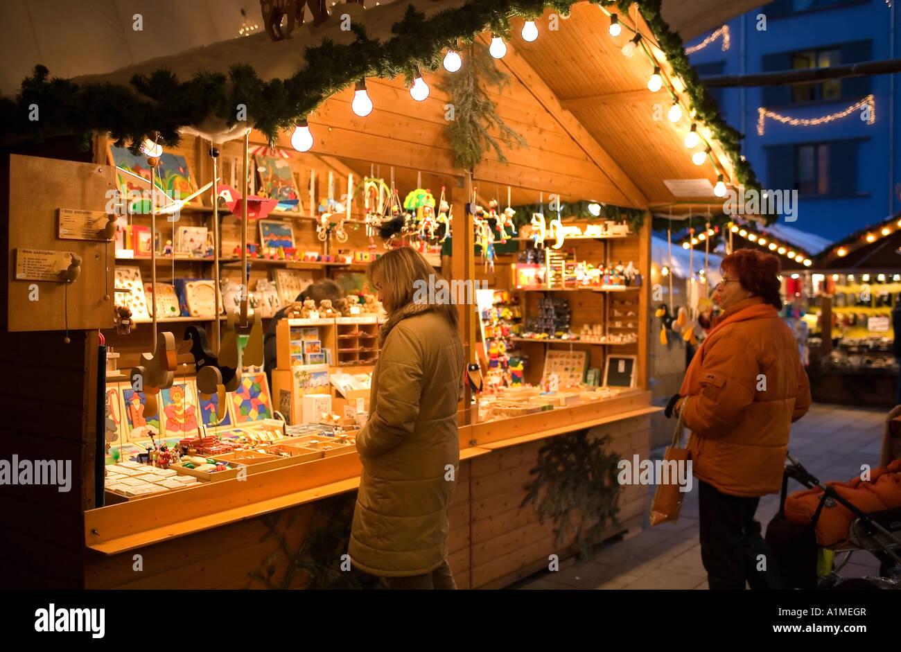 Frauen Geschenke Einkaufen Weihnachtsmarkt Offenburg