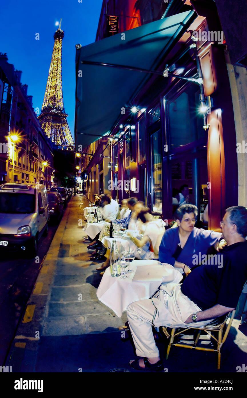 Bon Restaurant Au Quartoier Latin