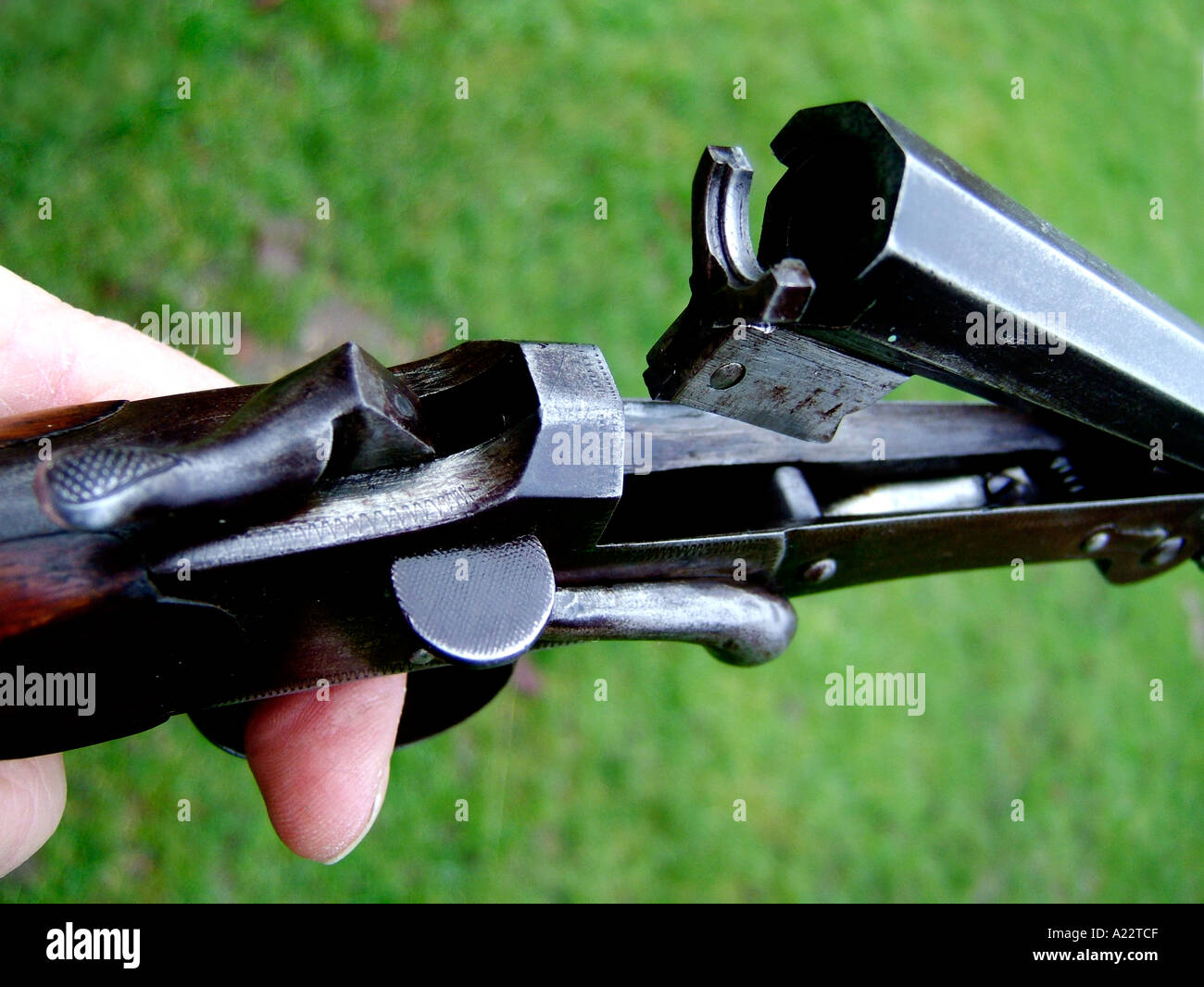 21 Schrotflinte Stockfotografie   Alamy