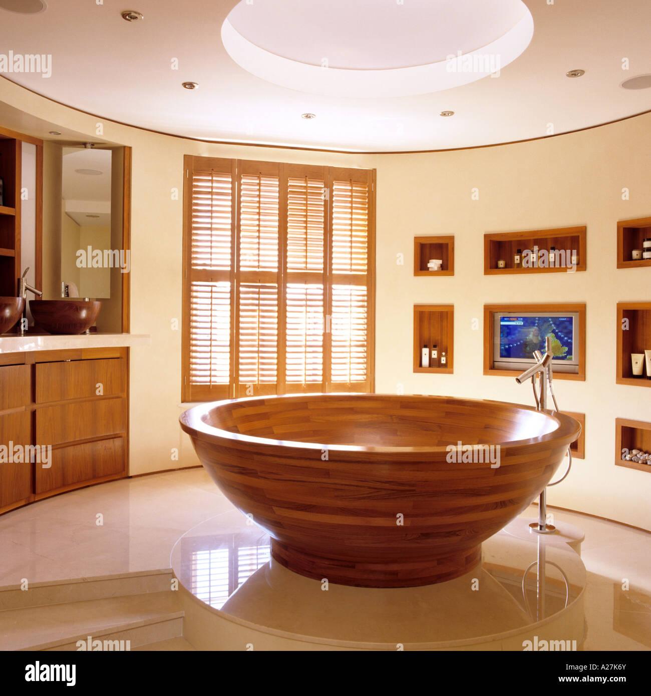 Moderne Badewannen Stockfotos Moderne Badewannen Bilder Alamy