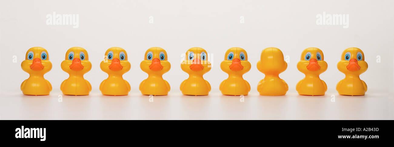 Blechspielzeug Ente Volumen Groß Gefertigt Nach 1970