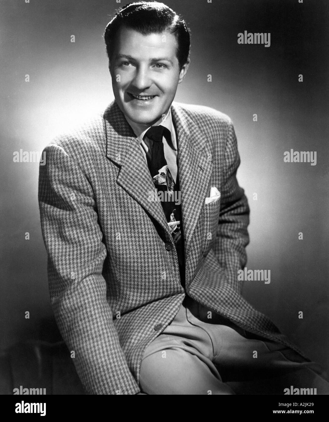 CHARLIE BARNET amerikanische Band-Leader in der 1930er Jahre und 40 s Stockbild
