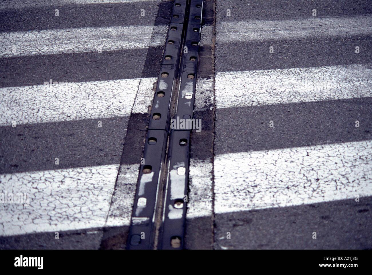 brücke dehnungsfuge stockfoto, bild: 10593219 - alamy