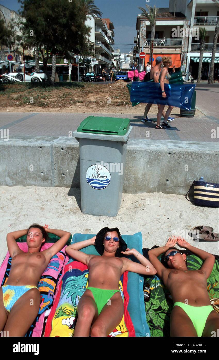 photoes von spanien girls nackt