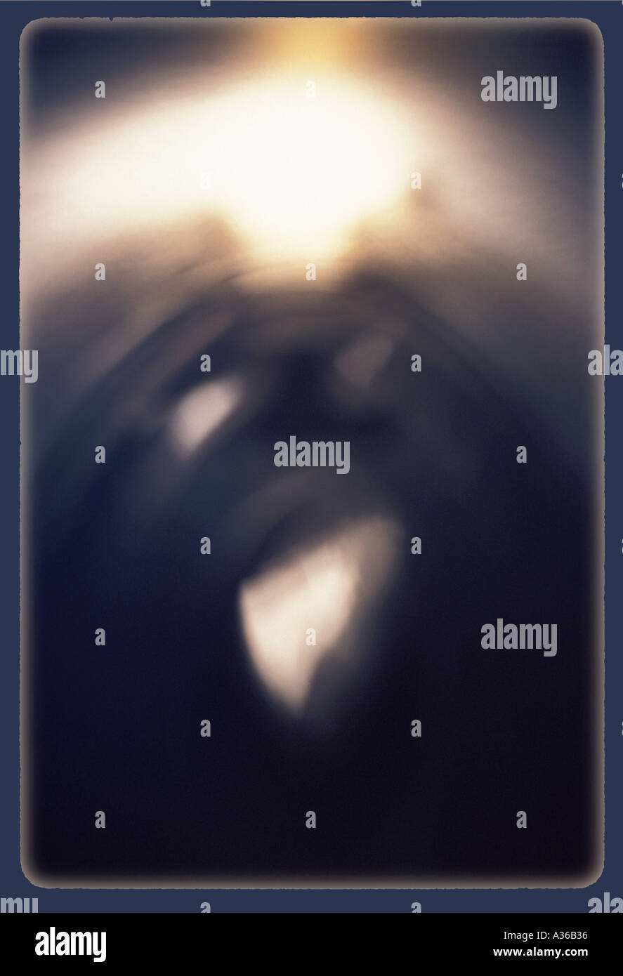 Gespenst Stockbild