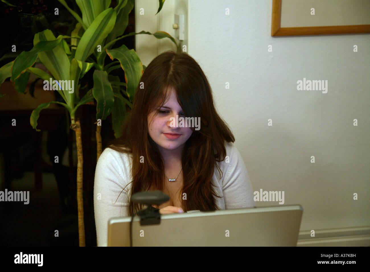 Mädchen Webcam Bilder