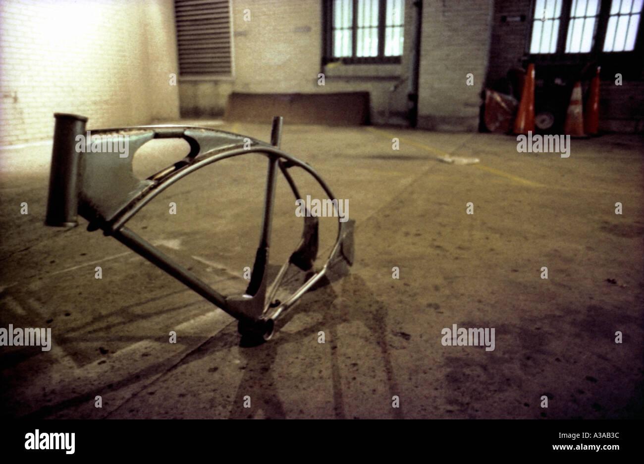 Lowrider-Fahrradrahmen Stockfoto, Bild: 240444 - Alamy