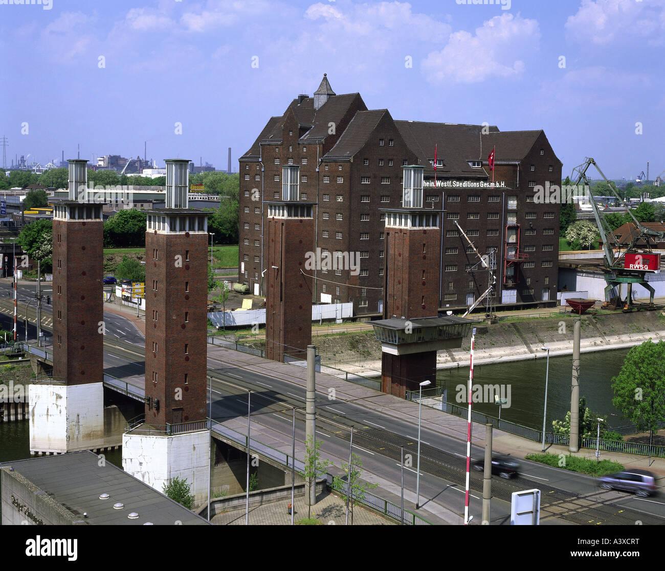 Architekt Duisburg geographie reisen deutschland nordrhein westfalen duisburg