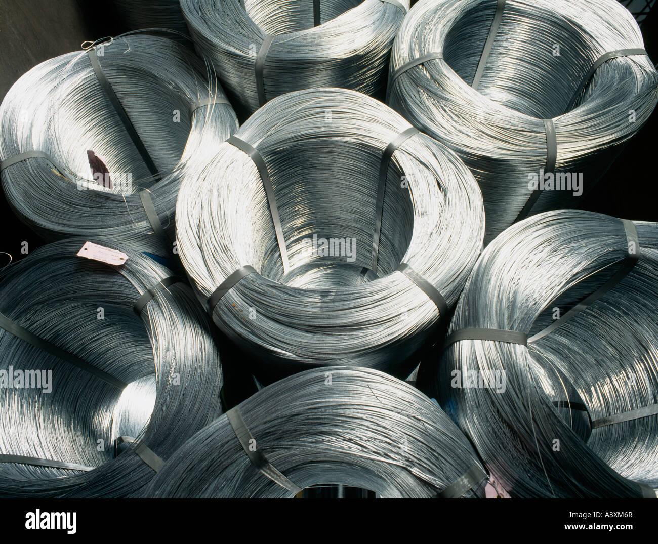 Coils Of Wire Stockfotos & Coils Of Wire Bilder - Seite 7 - Alamy