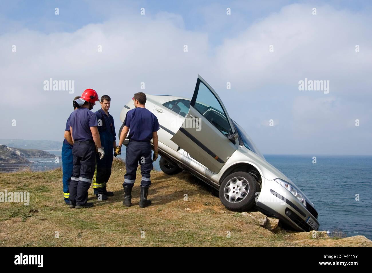 Careless Driving Crash Stockfotos & Careless Driving Crash Bilder ...