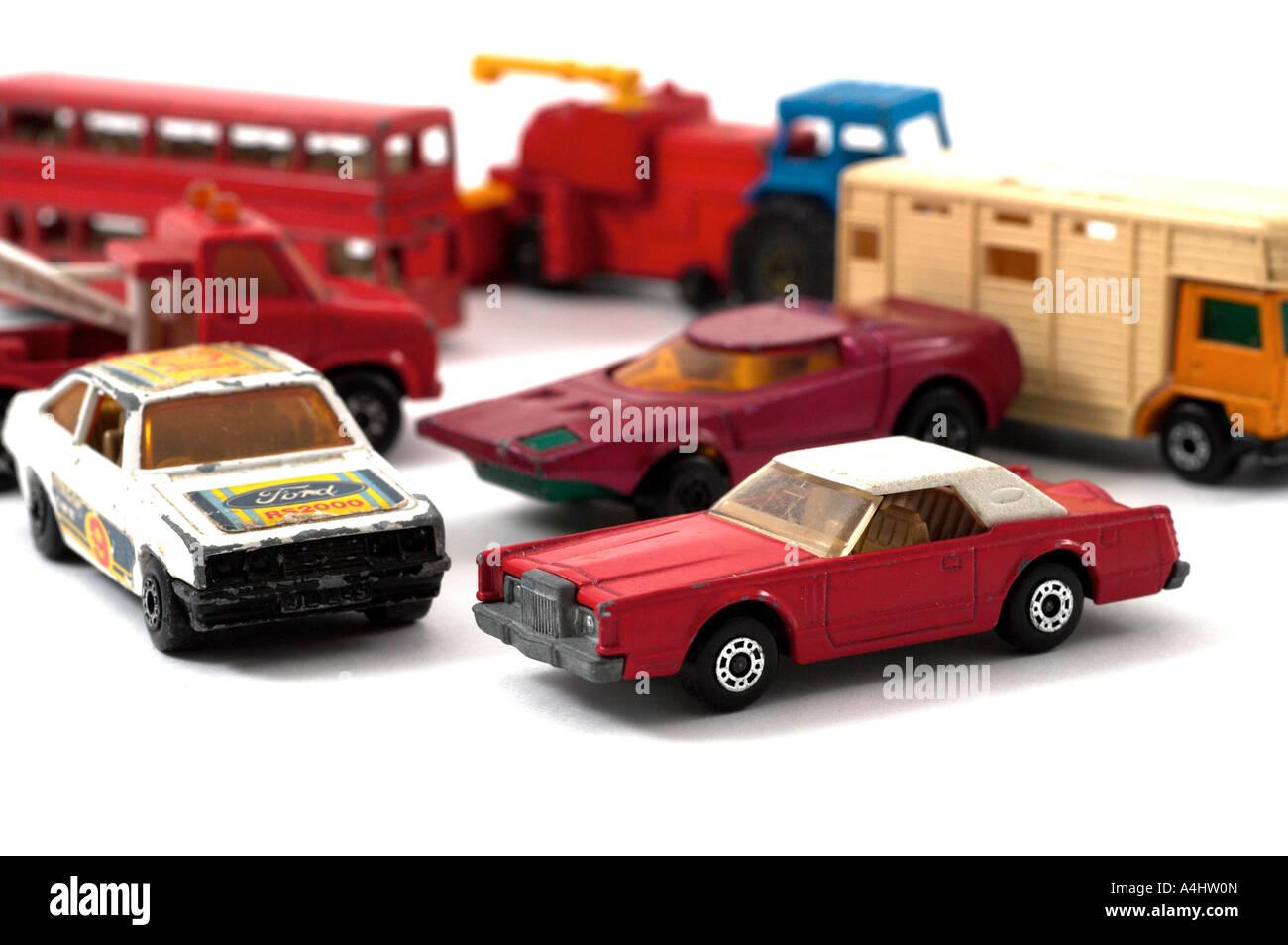 Sammelbares Spielzeugauto Stockfotos & Sammelbares ...