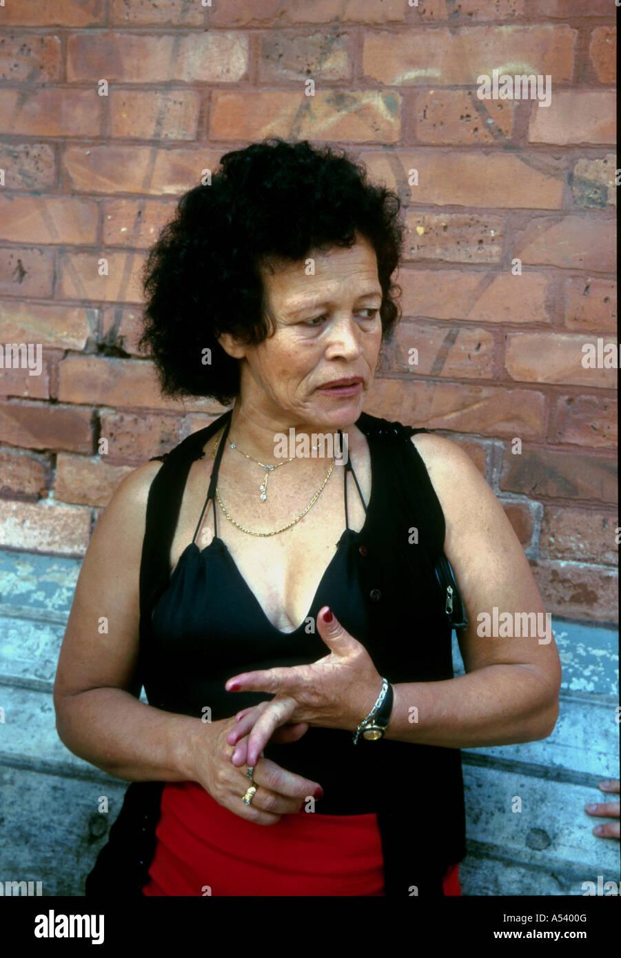 Brasilien Frauen Paulo Sao