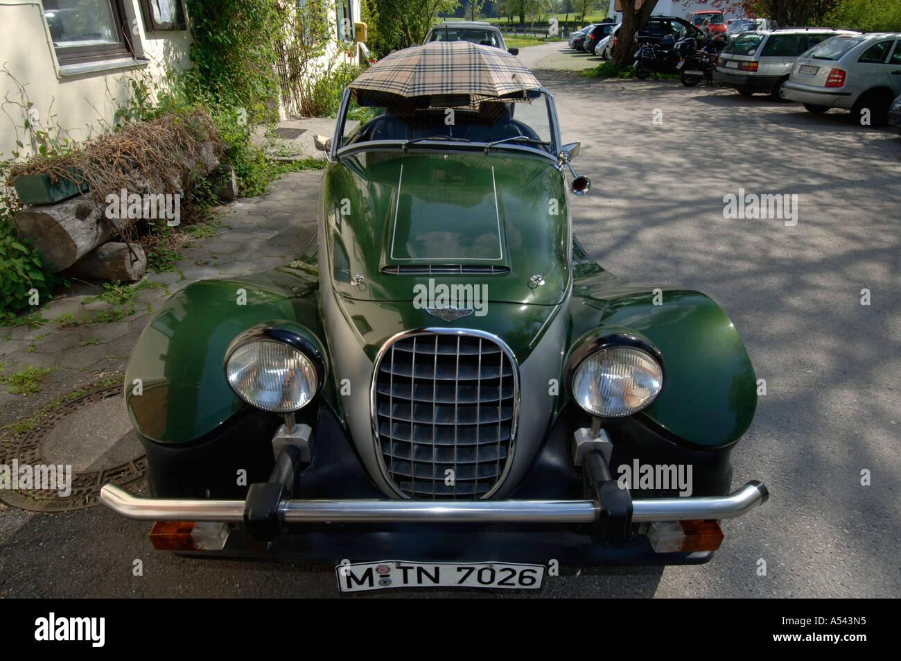 Panther Car, Oldtimer Stockbild
