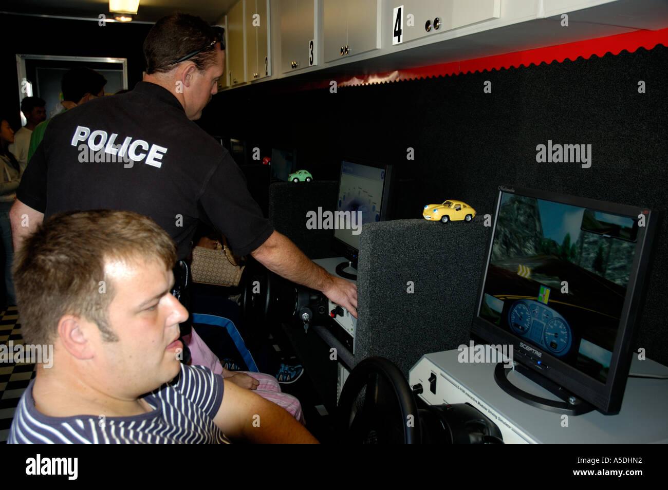 Police Simulator Stockfotos & Police Simulator Bilder - Alamy