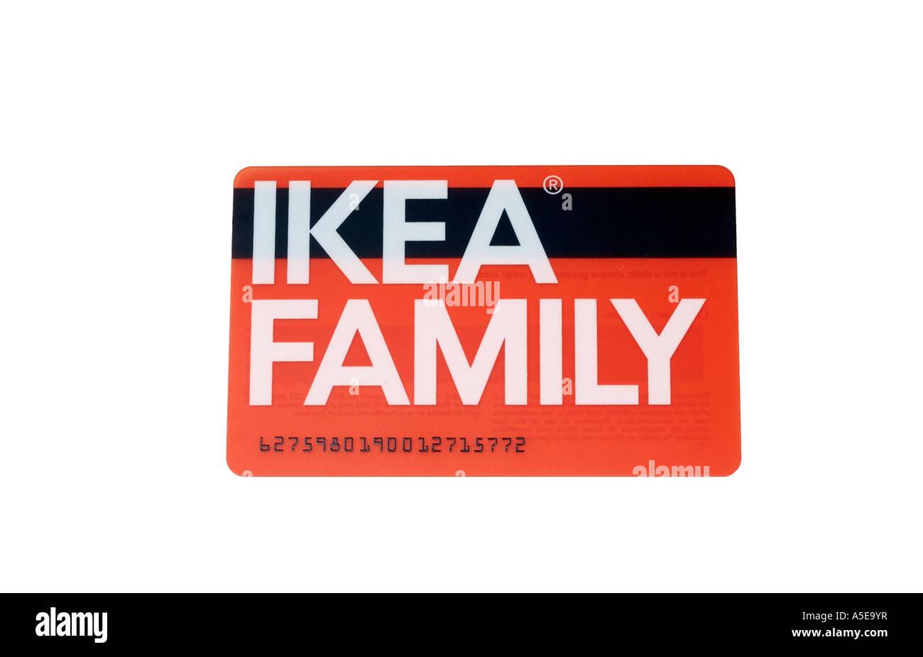 Ikea Family Treuekarte Stockfoto Bild 11286682 Alamy