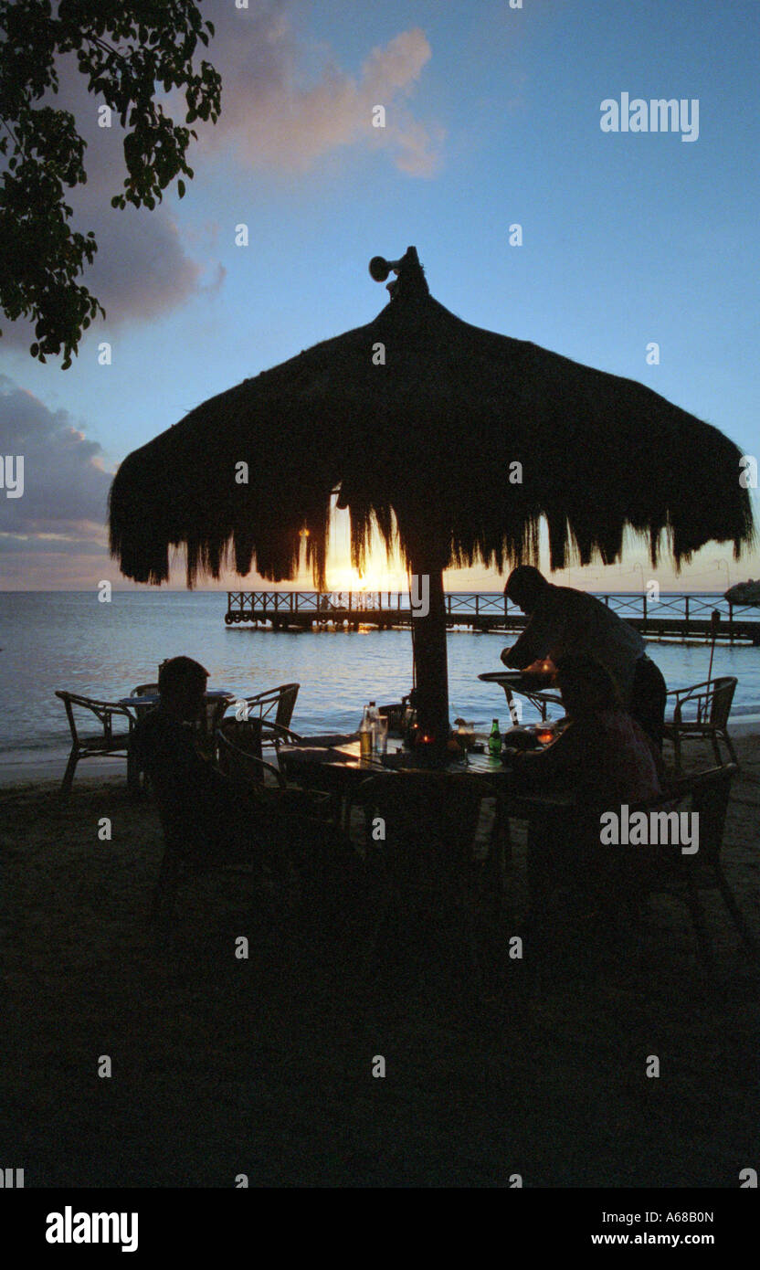 Der Haken der Karibik Alpha-Brekoil datiert