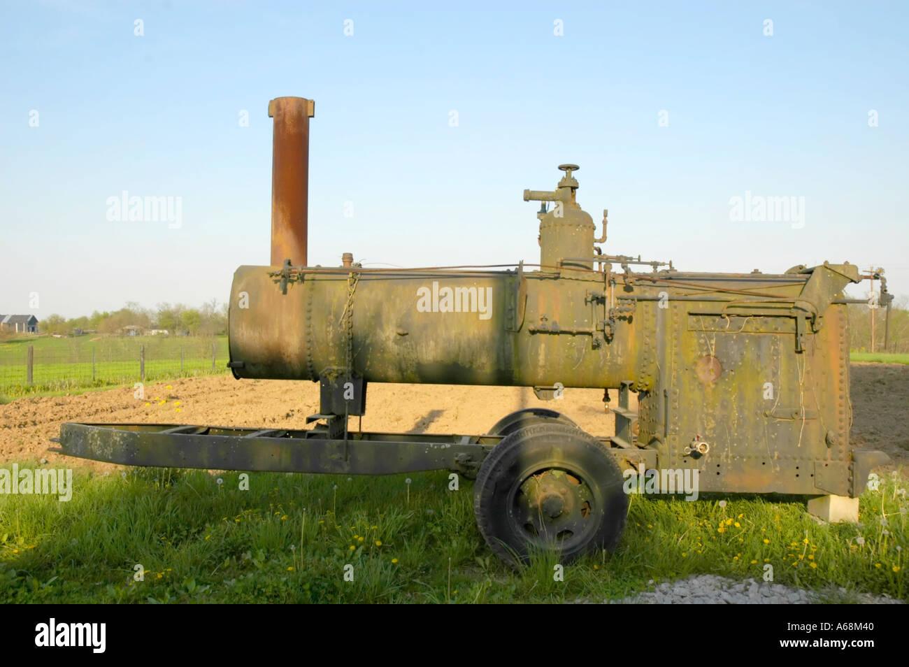 Vintage Boiler Stockfotos & Vintage Boiler Bilder - Alamy