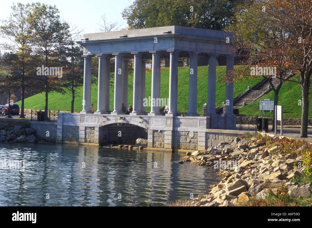 AJ9130, Plymouth, Massachusetts, MA Stockfoto
