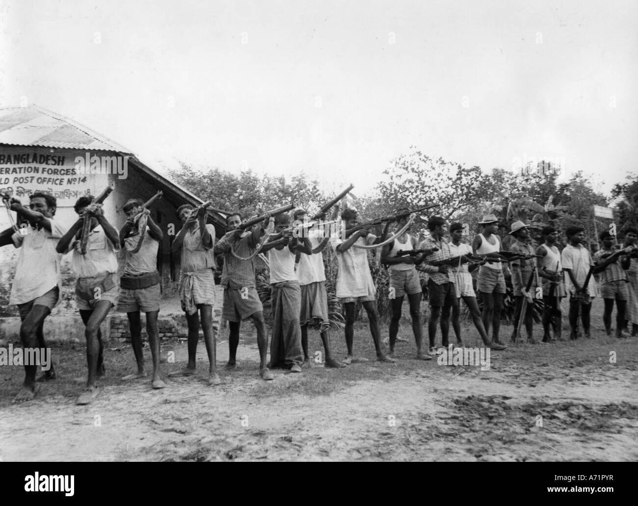 Veranstaltungen, Bangladesh Krieg 1971, Additional-Rights-Spiel-NA Stockbild