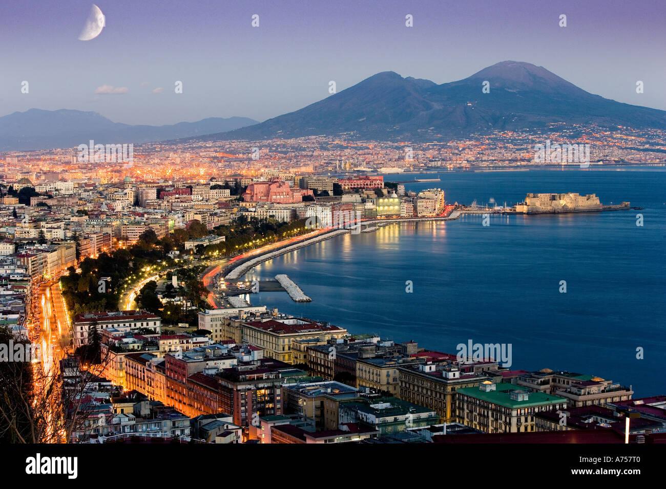 Grand Hotel Europa Neapel