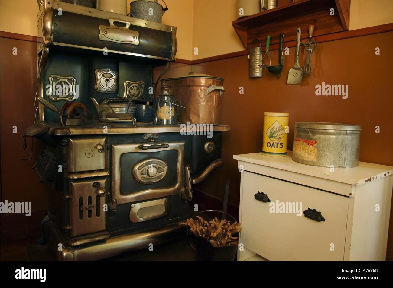 Top Altmodische Küche Stockfoto, Bild: 11744062 - Alamy RP09