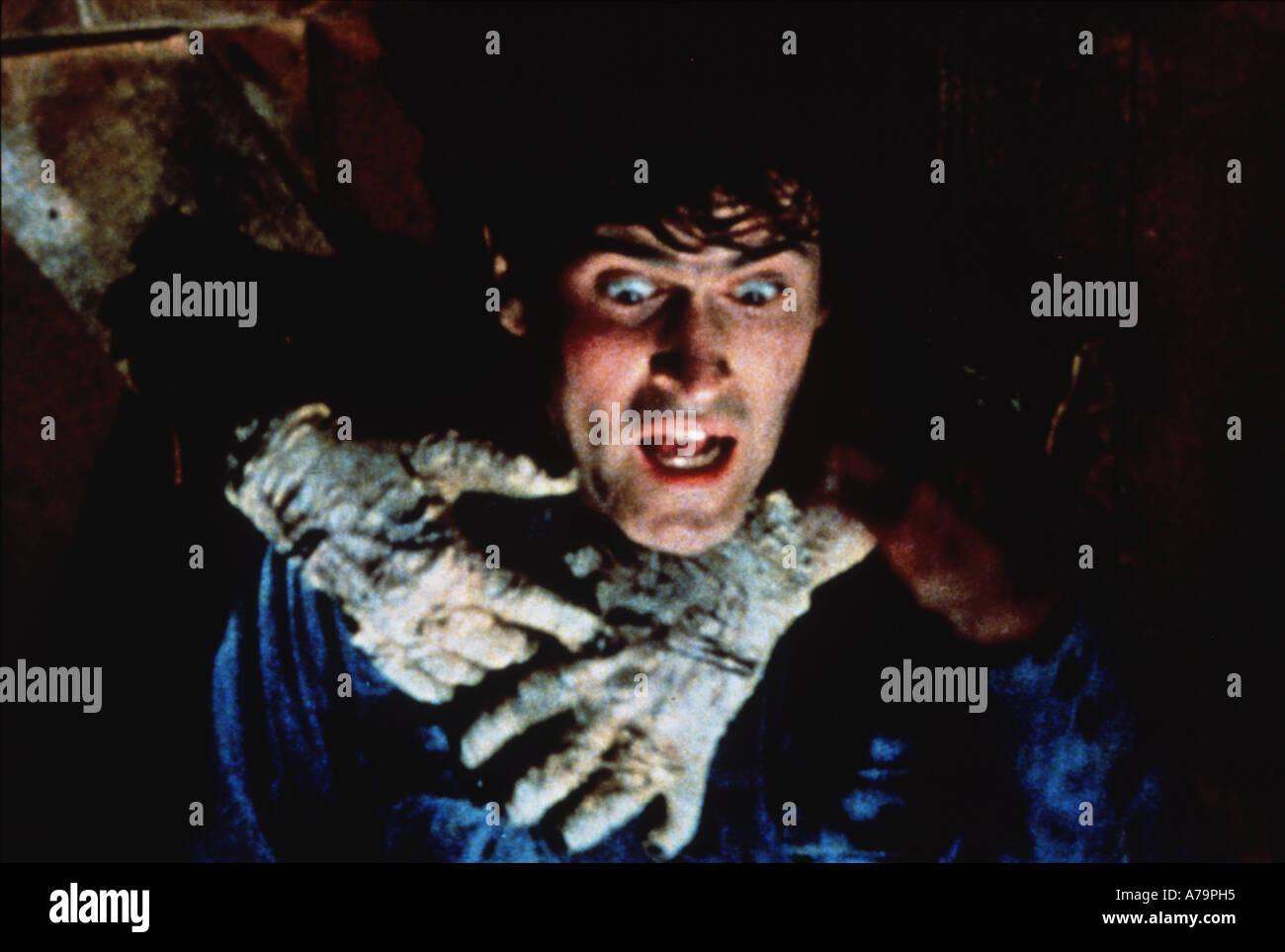 EVIL DEAD Bruce Campbell in der 1983 Film Palast Stockbild