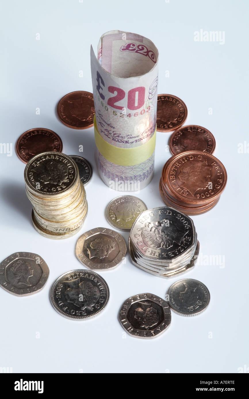 Pounds Money Happiness Stockfotos Pounds Money Happiness Bilder