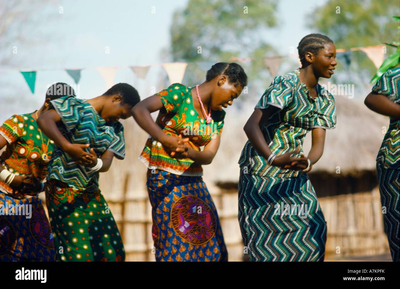 Frauen in Sambia