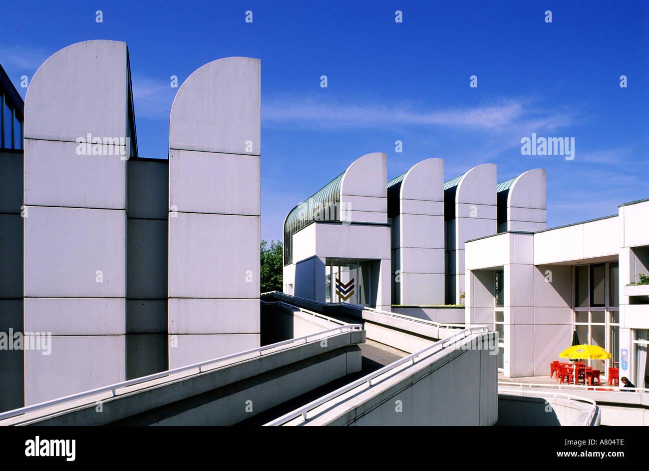 Deutschland Berlin Bauhaus Archiv Museum Für Gestaltung