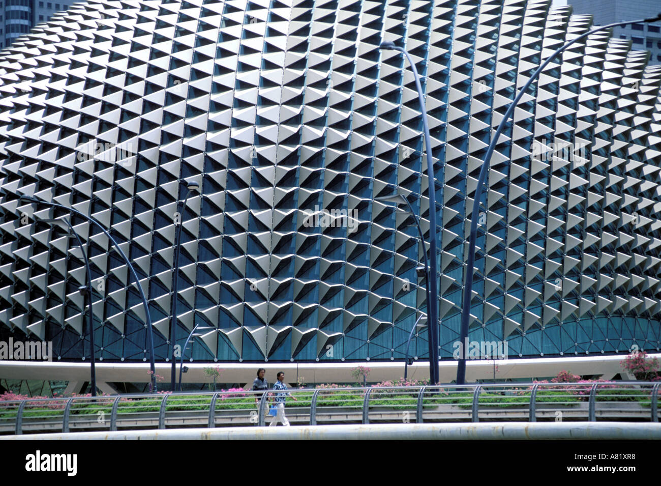 Dp Architekten singapur the esplanade theatres on bay theater und oper