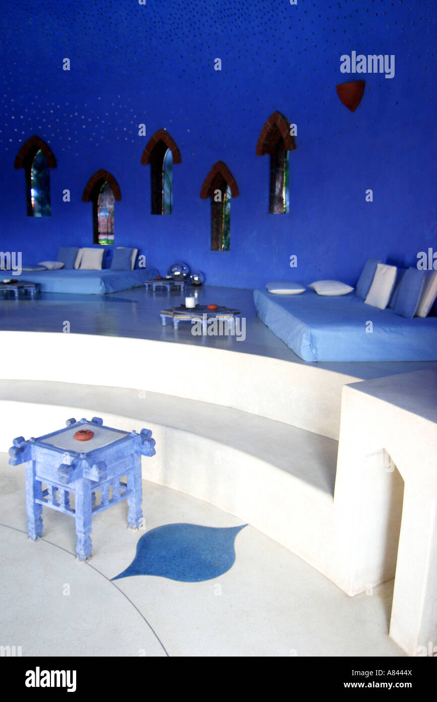 Lounge-Zimmer mit \