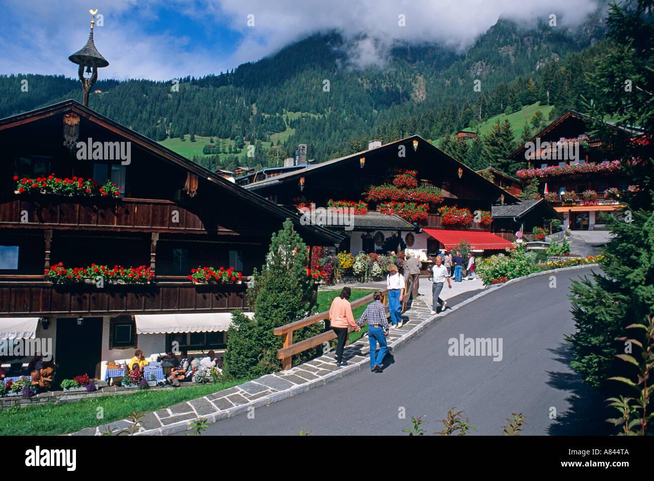 Alpbach Wetter