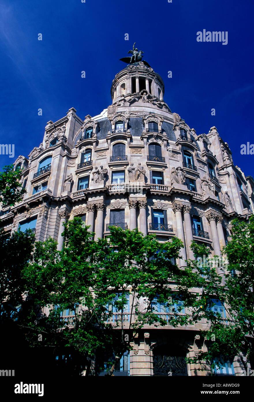 Design El Barcelona | La Union Y El Fenix Espanol Design Von Eusebi Bona Puig Barcelona