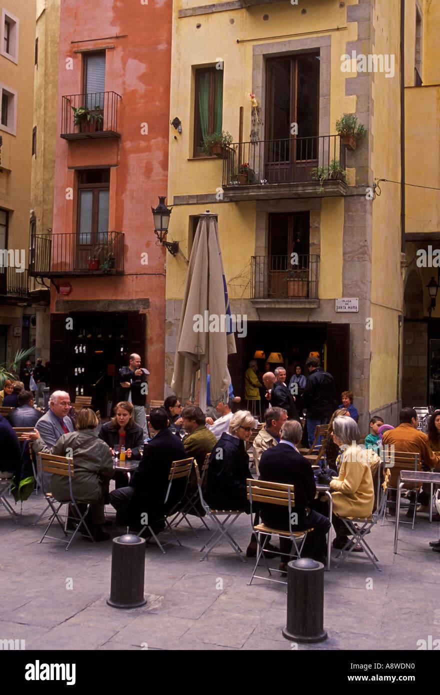 Spanier, Spanier, Cafe, Restaurant, Spanisch Essen und Trinken ...